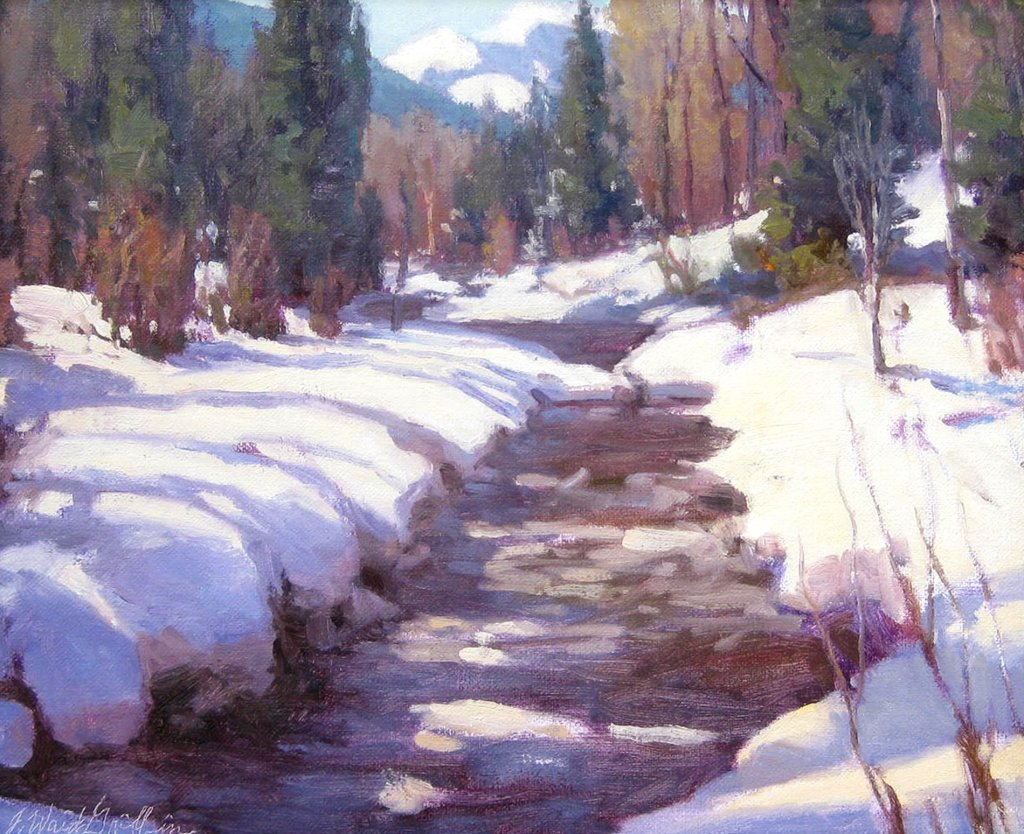 Small Works Holiday Show presented by The New Mexico Art League